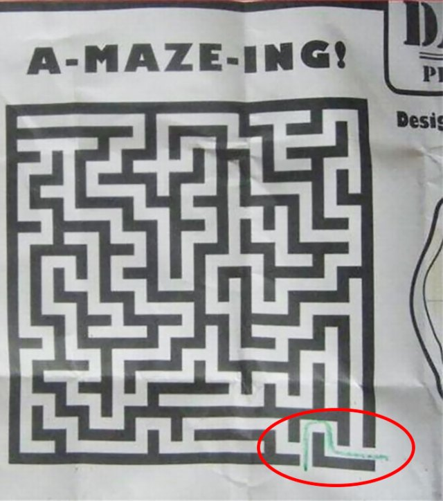 A-Maza-Ing - Design