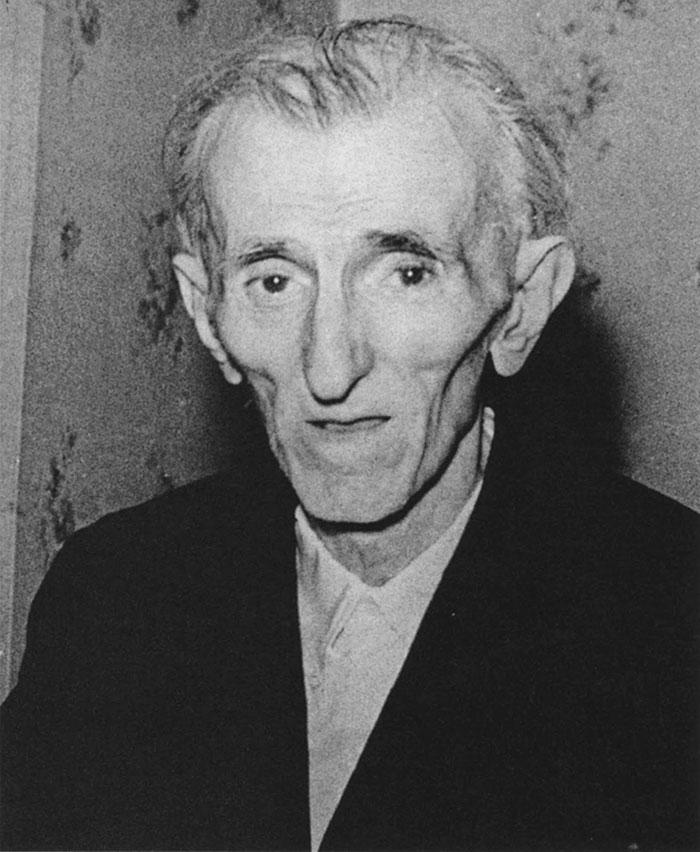 Nikola Tesla, 86, 1856 - 1943