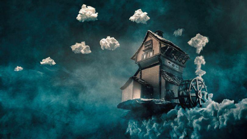 Cloudmill 5a015378f0dca  880 - Artista cria mini figuras utilizando papelão e cria uma história em torno deles