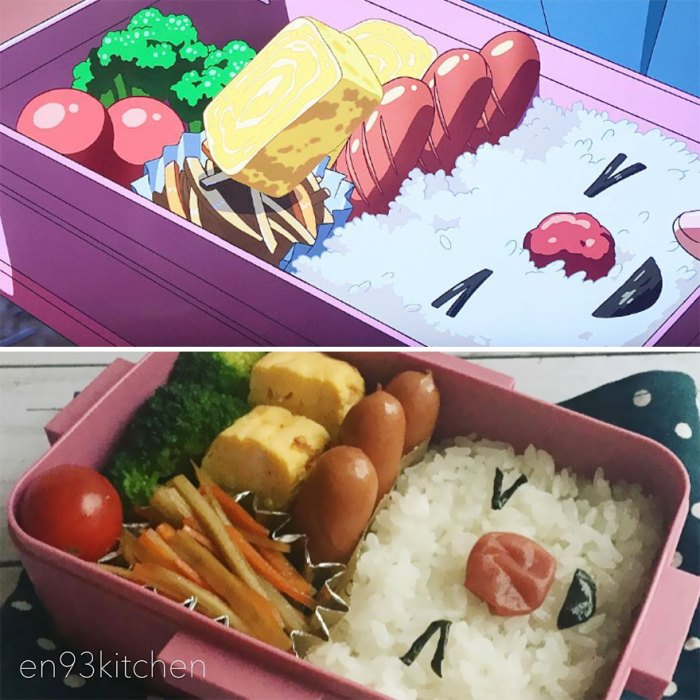 Lunch Box From Your Name