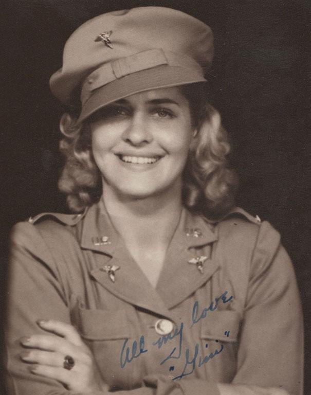 Grandmother Died Last Week, She Was A Naval Nurse