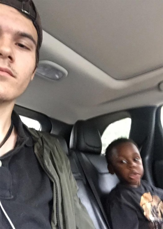 My Uber Driver Brought Her Kid Im Laughing So Hard I Had To Apologize