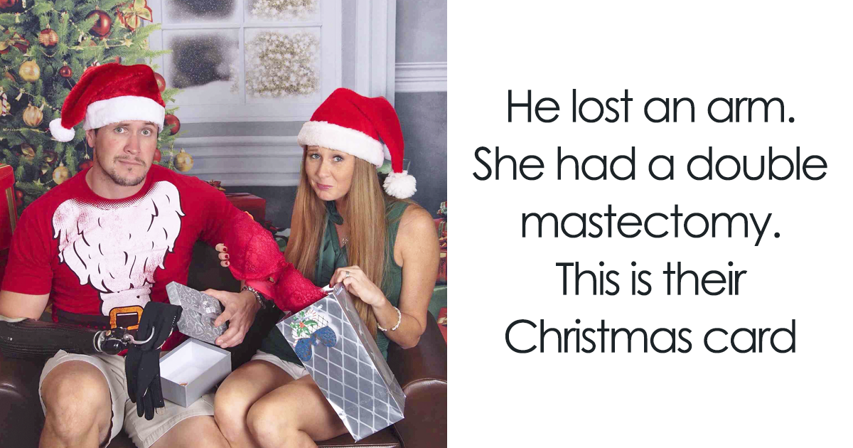 301 Times People Sent The Most Hilarious Christmas Cards