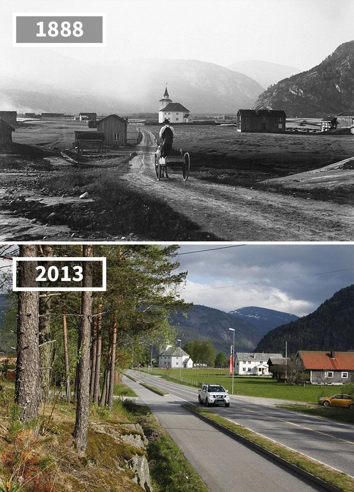 Rysstad, Norway, 1888 - 2013