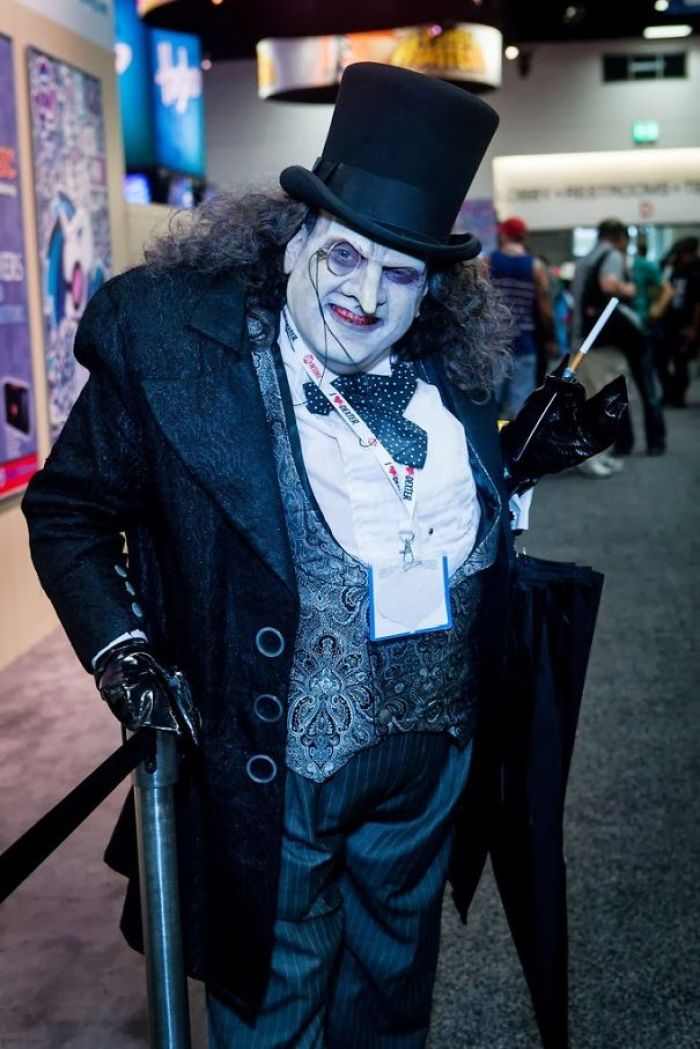Oswald Cobblepot Cosplay