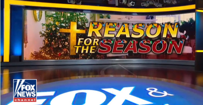 Oh Fox, You Make Treason Sound So Festive
