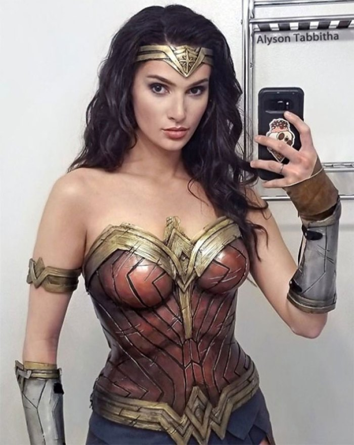 Wonder Woman From DC Comics Cosplay By Alyson Tabbitha