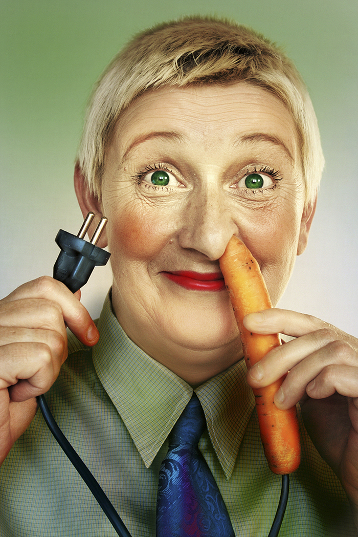 Electric Carrot
