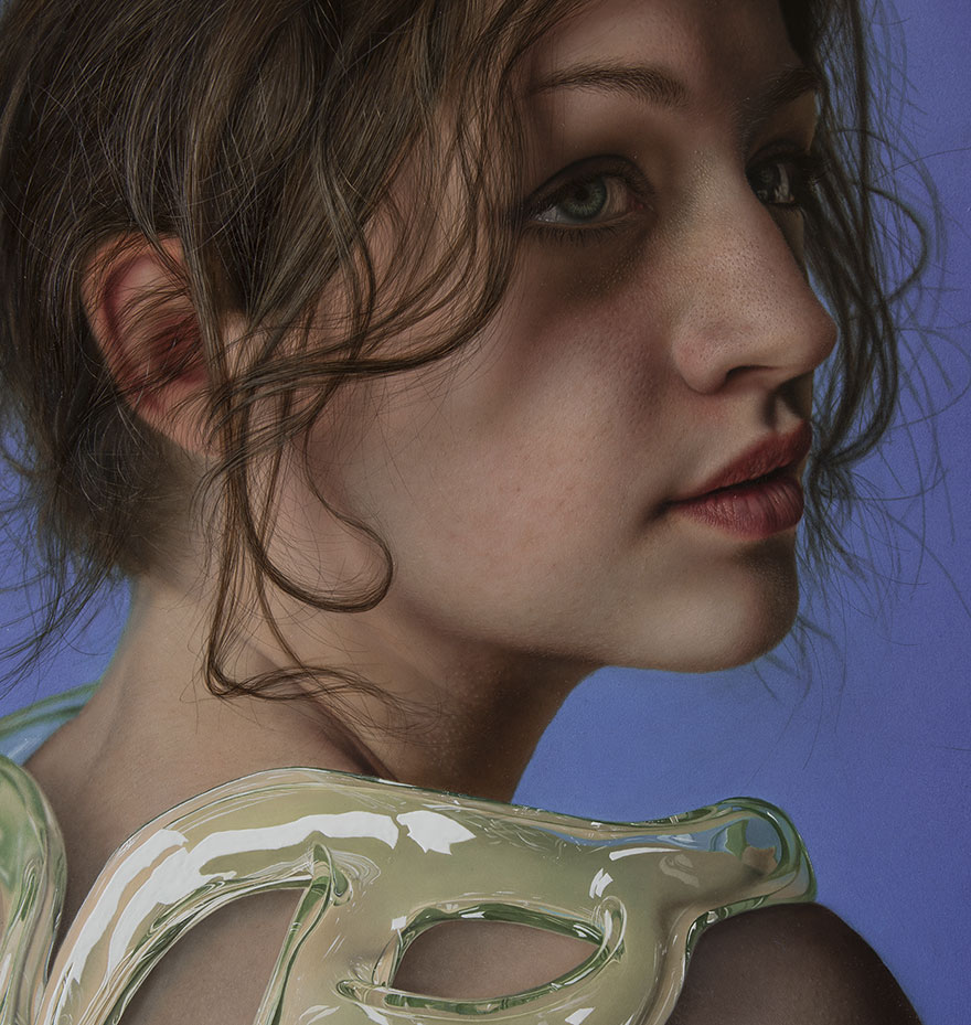 hyper realistic paintings marco grassi 32 5a37b5e8a3dab  880 - This Artist Will Blow Your Mind Once You Realize These Are Not Photos At All