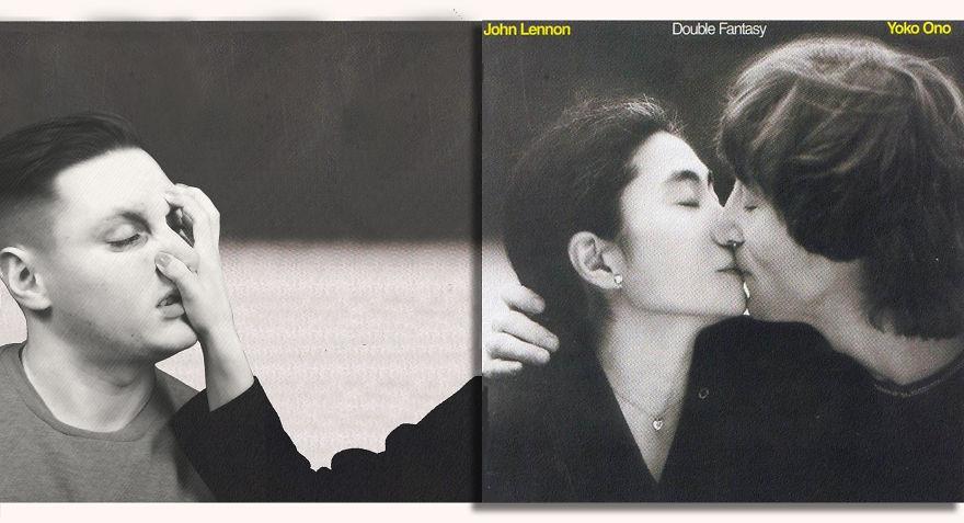 John Lennon & Yoko Ono - Double Fantasy (1980)