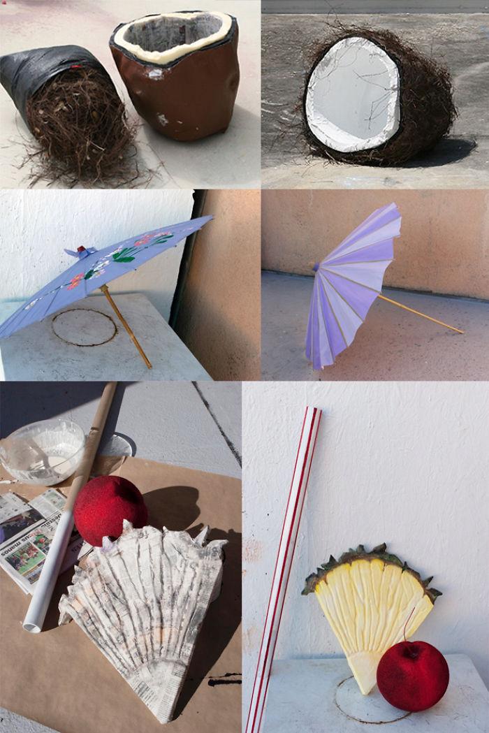 Making Of Piña Colada 1