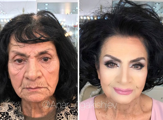 Anar-Agakishiev-Older-Women-Make-Up-Transformations-Azerbaijan