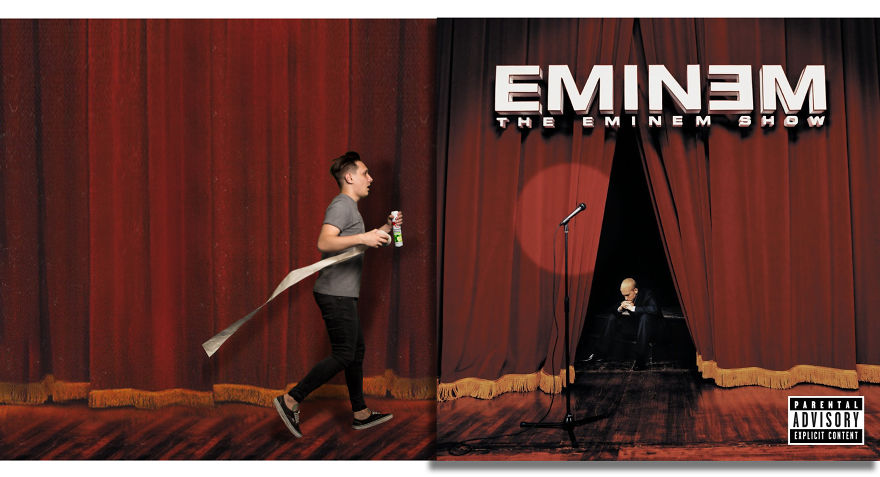Eminem — The Eminem Show (2002)