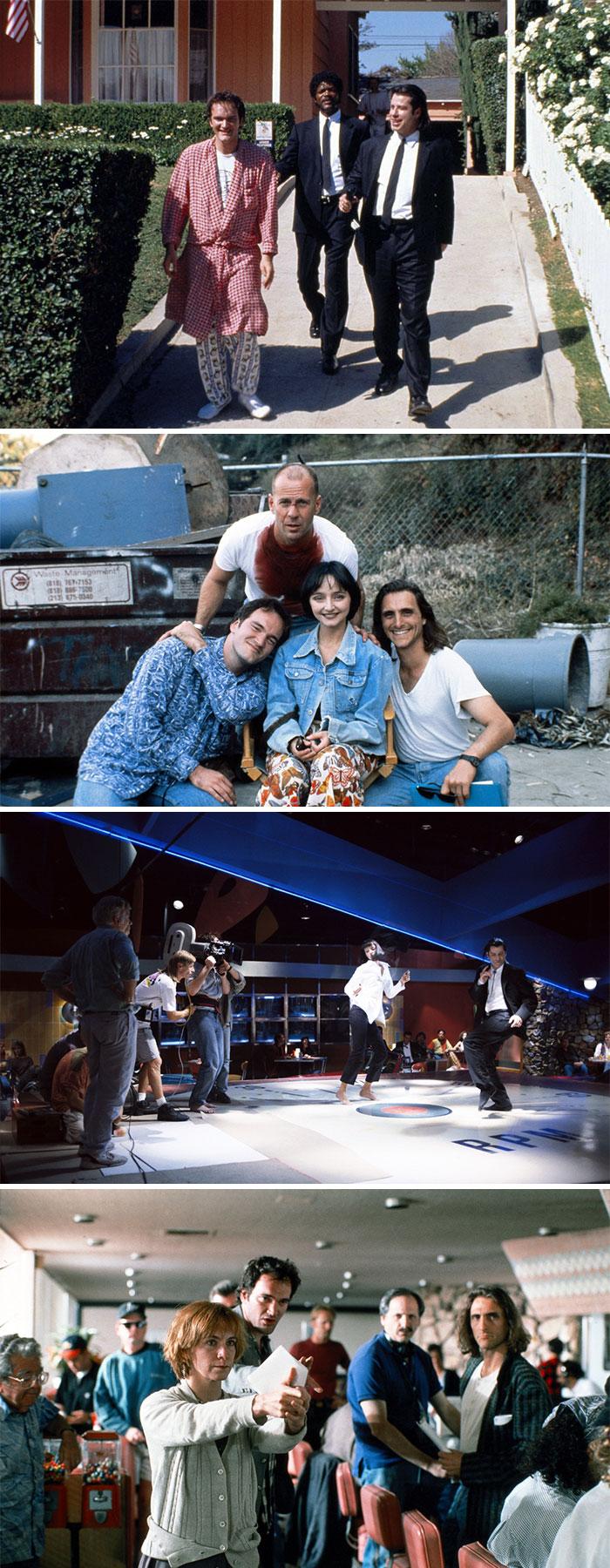 movies behind the scenes 129 5a69ec337c8dd  700 - Por trás das cenas: Foto dos bastidores de filmes que marcaram época