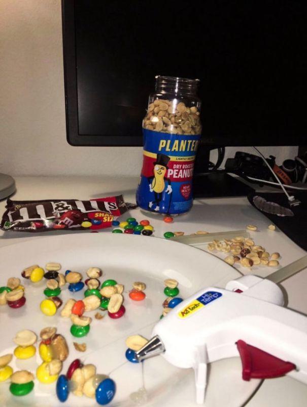 Nothing Quite Like Homemade Peanut M&m's