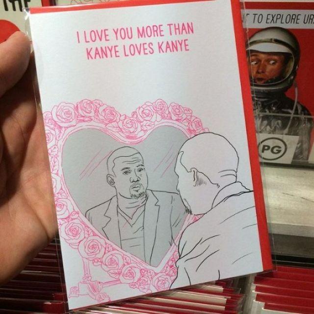 Te deseo más de lo que Kanye ama a Kanye