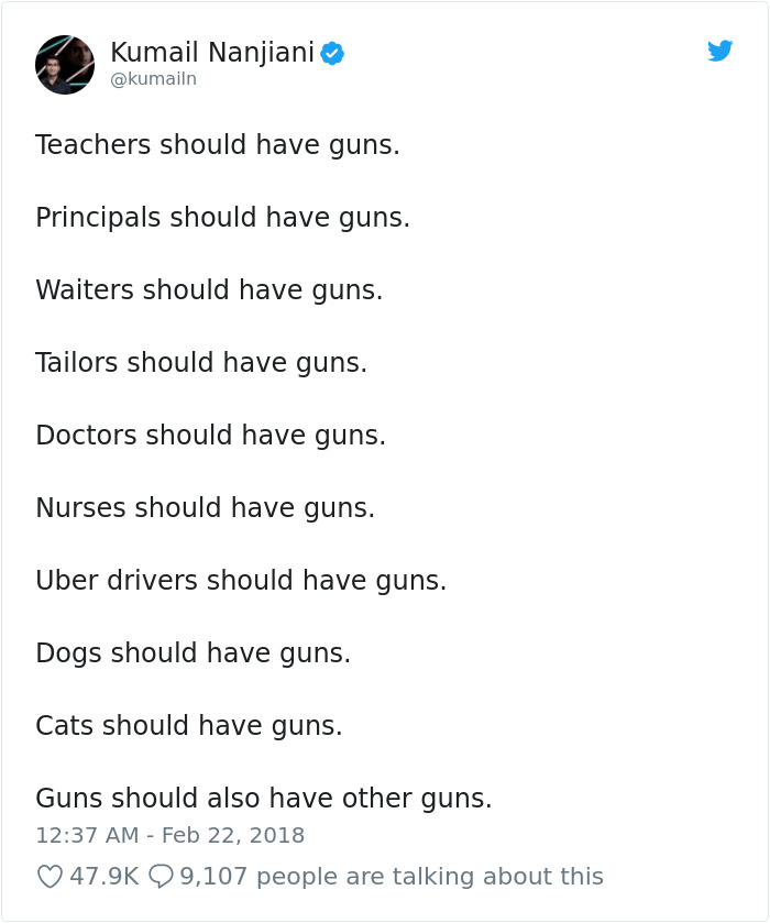 Gun-Situation-Reactions-America