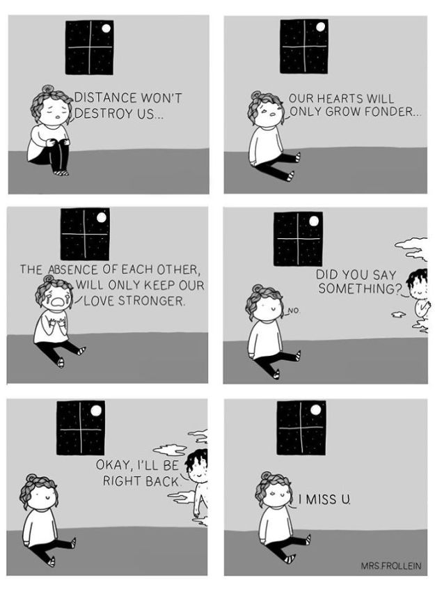 Little-wholesome-comics-about-everyday-life-5a7ab5c80991a__700 35+ Little Wholesome Comics Inspired By My Relationship With My Boyfriend And My Daily Struggles Design Random