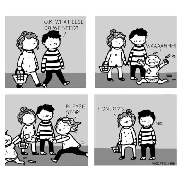 Little-wholesome-comics-about-everyday-life-5a7ab5ca0e0f7__700 35+ Little Wholesome Comics Inspired By My Relationship With My Boyfriend And My Daily Struggles Design Random