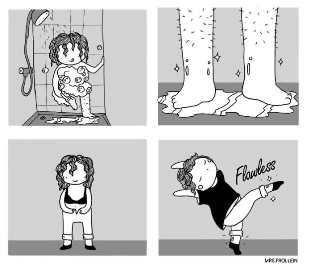 Little-wholesome-comics-about-everyday-life-5a7ab666580c2__700 35+ Little Wholesome Comics Inspired By My Relationship With My Boyfriend And My Daily Struggles Design Random