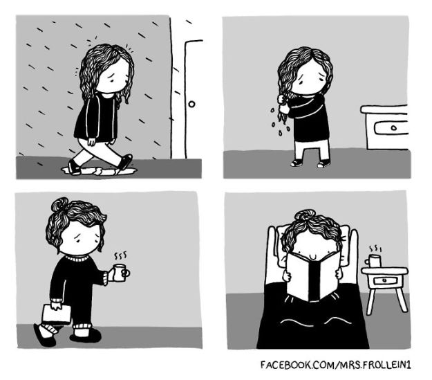 Little-wholesome-comics-about-everyday-life-5a7ab673607c1__700 35+ Little Wholesome Comics Inspired By My Relationship With My Boyfriend And My Daily Struggles Design Random