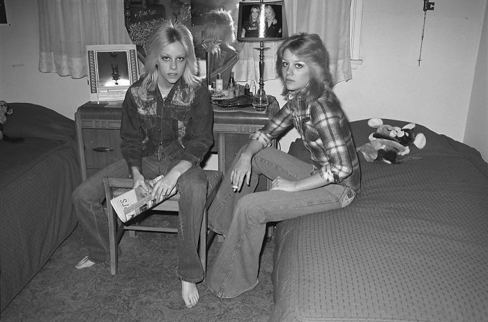 Cherie And Her Twin, 1977