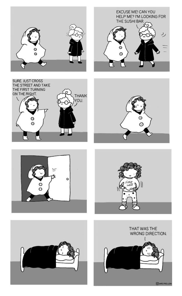 directions-5a7a15314afff__700 35+ Little Wholesome Comics Inspired By My Relationship With My Boyfriend And My Daily Struggles Design Random