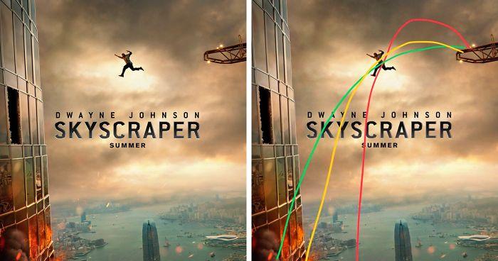 Image result for skyscraper movie