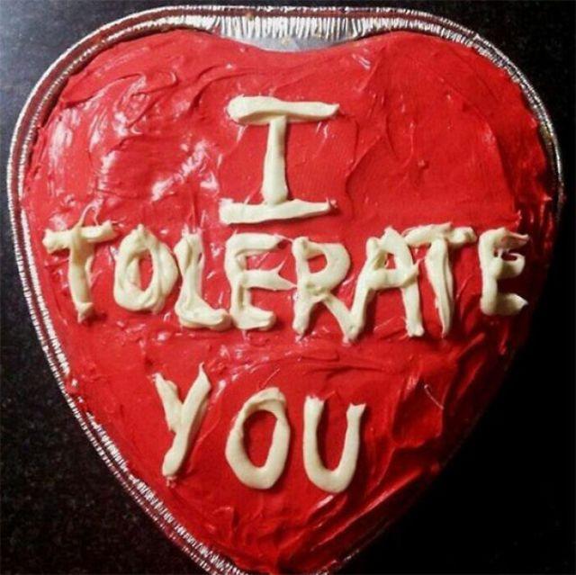 Te tolero