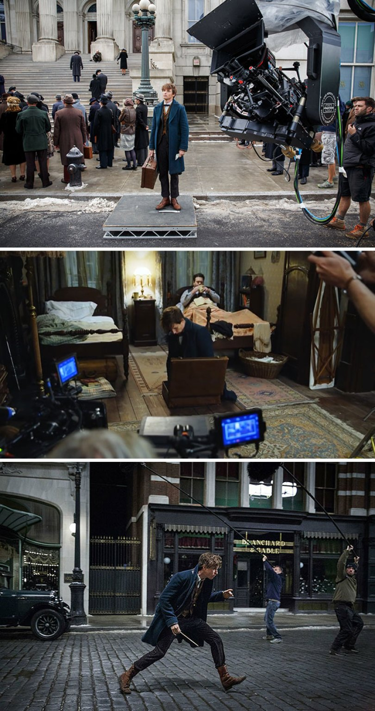 movies behind the scenes 28 5a8c293e30a8b  700 - Por trás das cenas: Foto dos bastidores de filmes que marcaram época