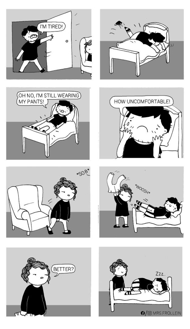 pants-5a7a154a1f9fe__700 35+ Little Wholesome Comics Inspired By My Relationship With My Boyfriend And My Daily Struggles Design Random