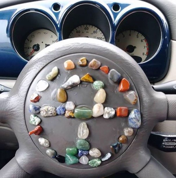 Just Wait Until The Airbag Pops Out