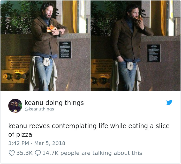 970686042423611392-png__700 The Internet Can't Stop Laughing At Keanu Reeves Doing Things (26 Pics) Design Random
