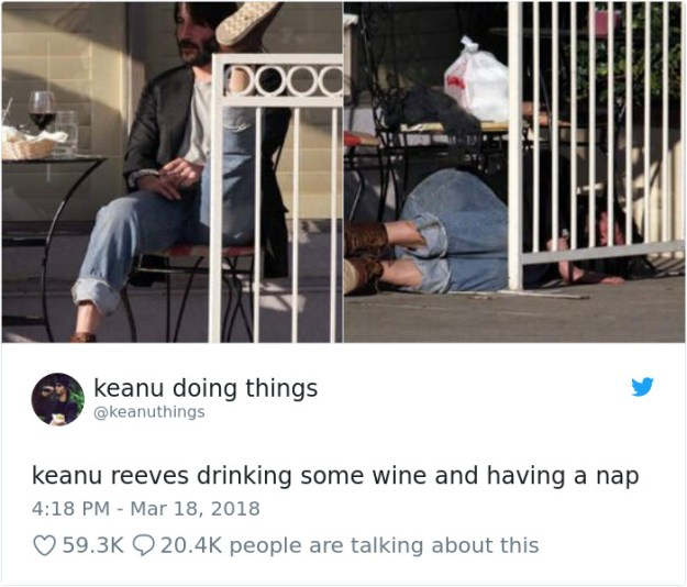 975406151721418754-png__700 The Internet Can't Stop Laughing At Keanu Reeves Doing Things (26 Pics) Design Random