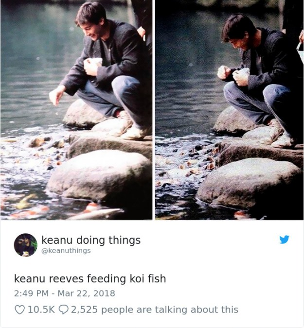 976833342120308737-1-png__700-5abc93b6239b5__700 The Internet Can't Stop Laughing At Keanu Reeves Doing Things (26 Pics) Design Random