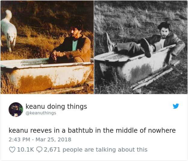 977918994358456320-png__700 The Internet Can't Stop Laughing At Keanu Reeves Doing Things (26 Pics) Design Random