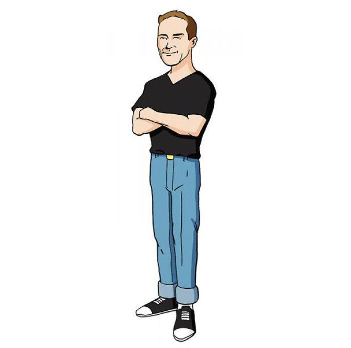 Doug Wildey (Jonny Quest)