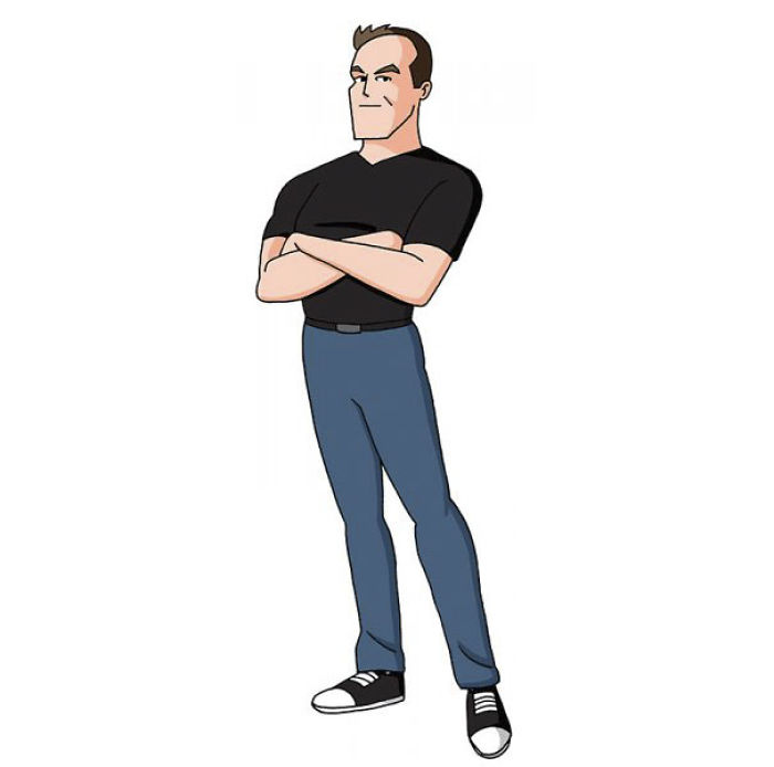 Bruce Timm (Batman: The Animated Series)