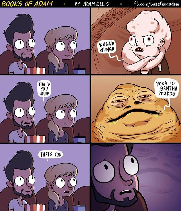 funny-comics-adam-ellis-143-5abddc88ef4d1__700 Comic Artist Adam Ellis Has Quit Buzzfeed, And Here Are 20+ Of His Funniest Comics Design Random