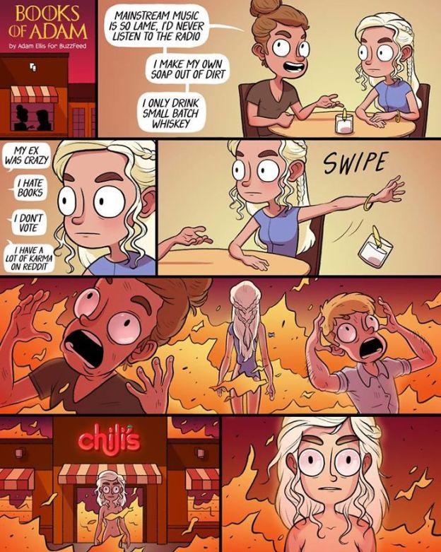 funny-comics-adam-ellis-34-5abddb86b783a__700 Comic Artist Adam Ellis Has Quit Buzzfeed, And Here Are 20+ Of His Funniest Comics Design Random