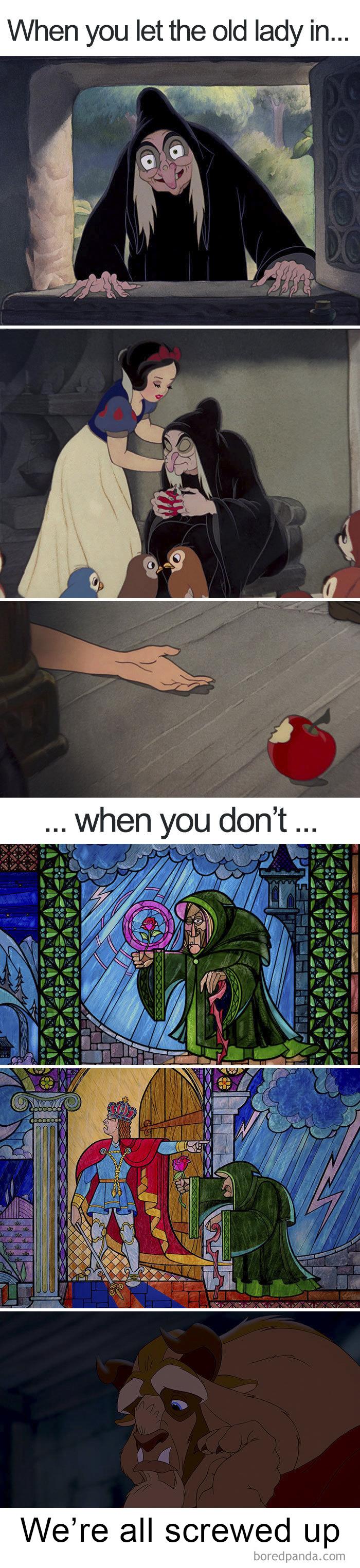 funny-disney-memes-5-5ab9029be4dab__700-5abdf78cd2269__700 20+ Of The Funniest Disney Jokes Ever Design Random
