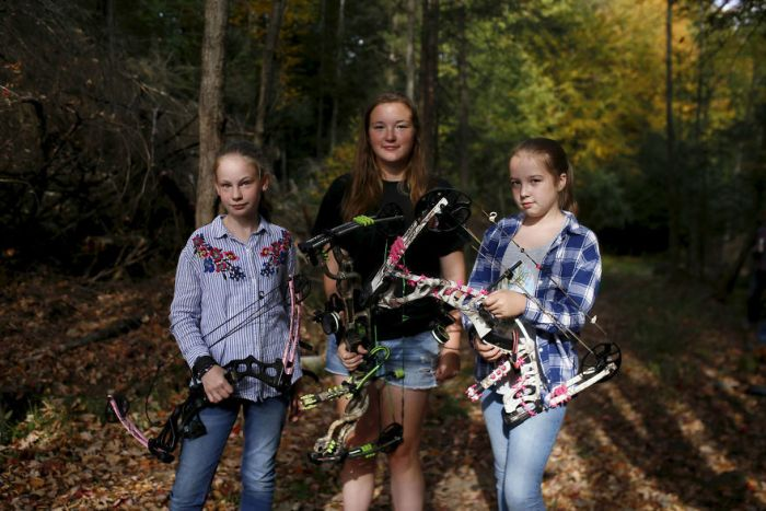 Bow Girls, The American Experience Finalist