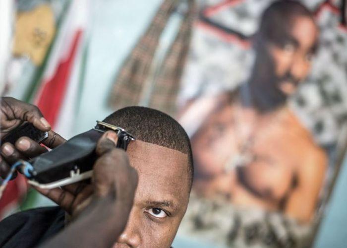 Barbershop, People Finalist