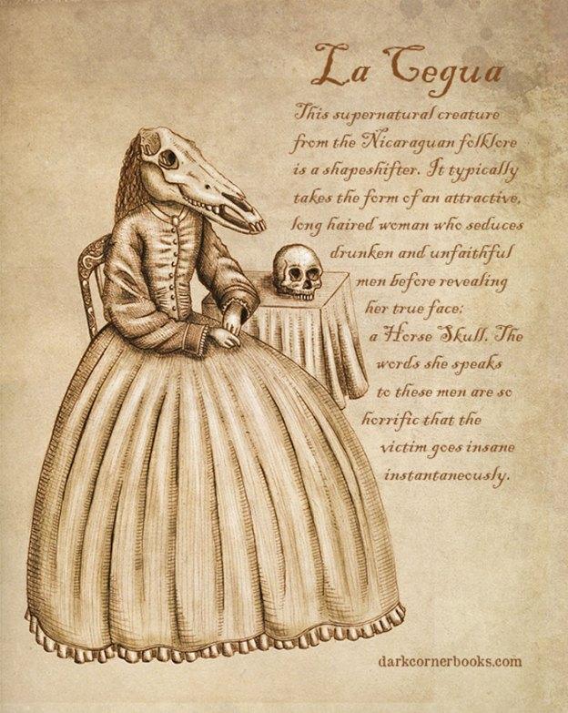mythological-creatures-illustration-dark-corner-books-bruno-santos-4-5abdf2b08bcba__700 Terrifying Unheard Mythological Creatures Will Send Chills Down Your Spine Design Random