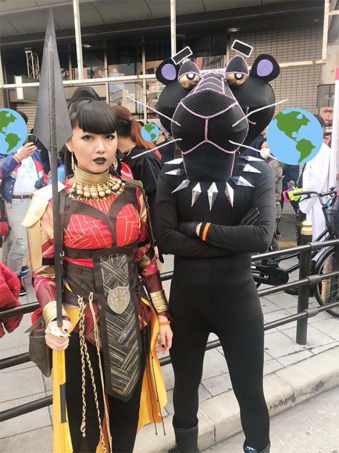 Black Pink Panther
