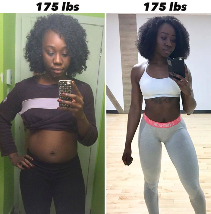 same-weight-fitness-incredible-transformations-4-5aab956bf3702__700 28 Before & After Photos That Prove Your Weight Is Meaningless Design Random