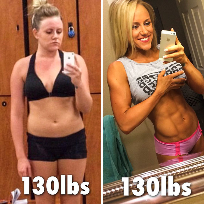 same-weight-fitness-incredible-transformations11-5aab907b14709__700 28 Before & After Photos That Prove Your Weight Is Meaningless Design Random