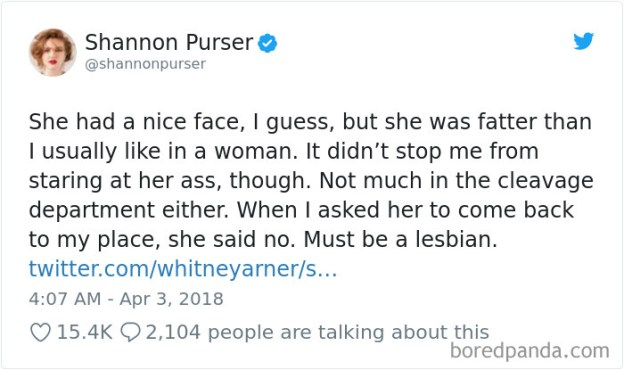 981020460321333248-png__700 Women Describe Themselves As Male Authors Would, And 'Stranger Things' Star Has The Best Response Design Random
