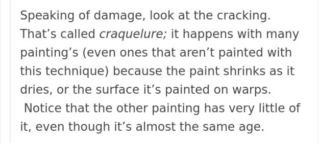 art-painting-restoration-mona-lisa-tumblr-post-13 People Won't Stop Demanding The Mona Lisa To Be Cleaned, So Someone Just Explained What Would Happen Art Design Random