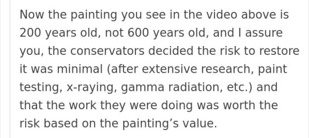 art-painting-restoration-mona-lisa-tumblr-post-22 People Won't Stop Demanding The Mona Lisa To Be Cleaned, So Someone Just Explained What Would Happen Art Design Random